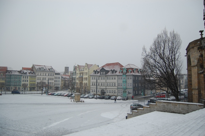 Erfurt, Germany - Emma's Picture Postcards