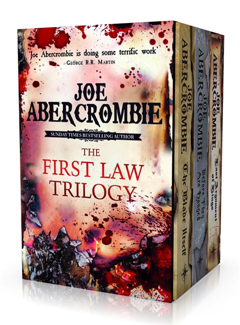 Joe Abercrombie The First Law Trilogy