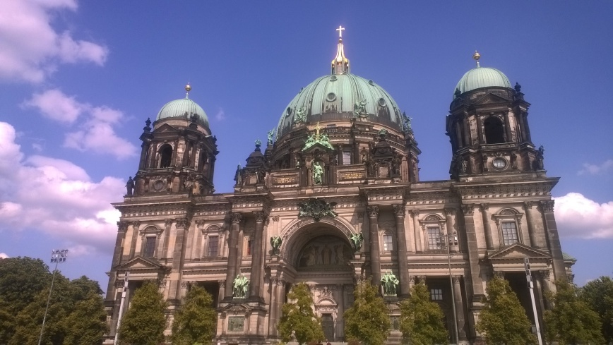 Berlin Cathedral - Emma's Picture Postcards