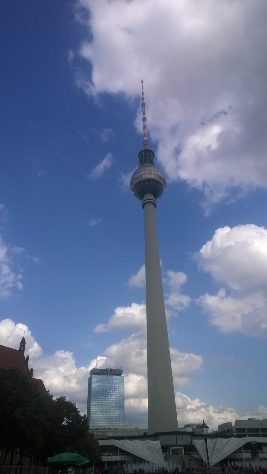 Alex, Berlin - Emma's Picture Postcards