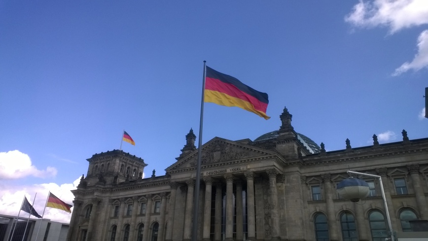 Reichstag, Berlin - Emma's Picture Postcards