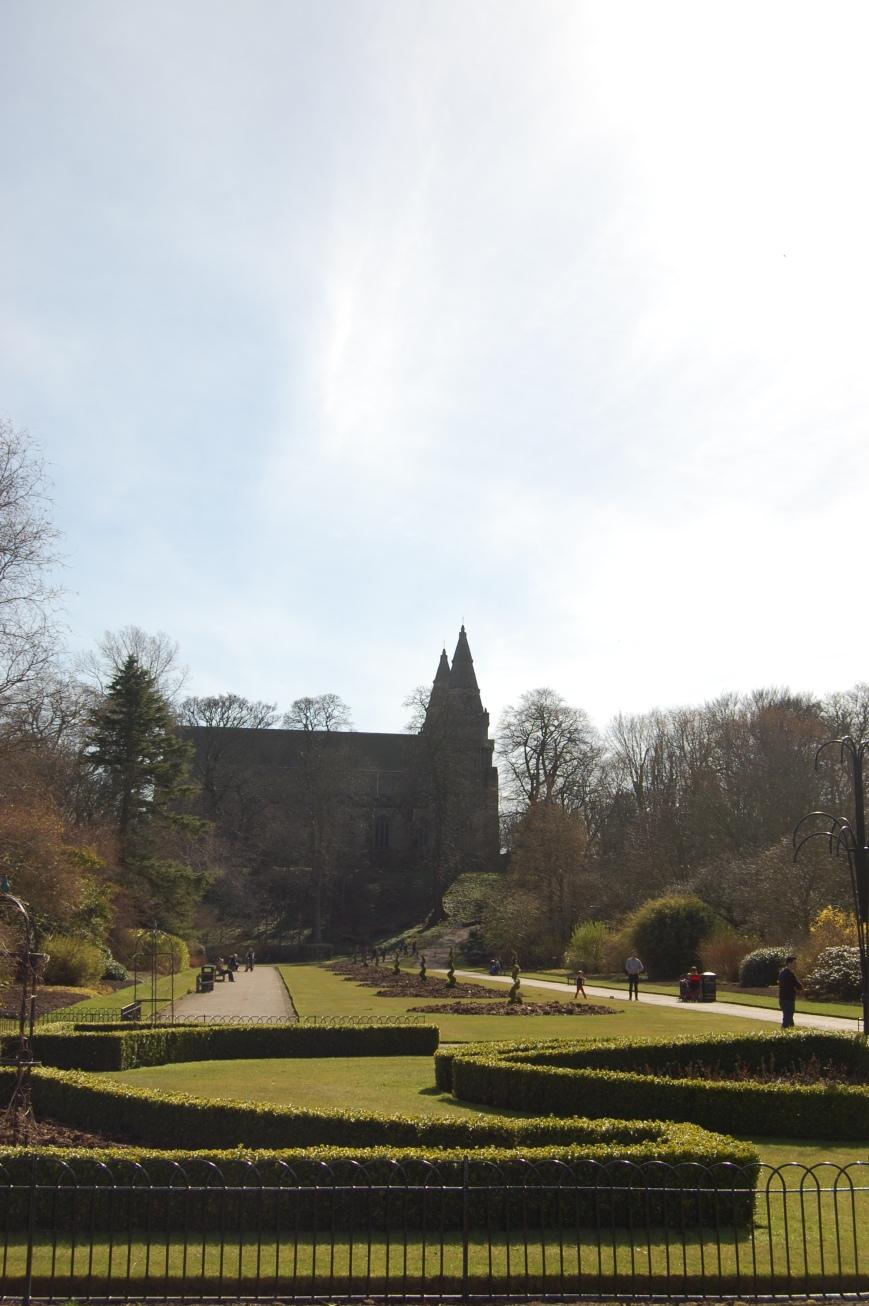 Seaton Park, Aberdeen - Emma's Picture Postcards