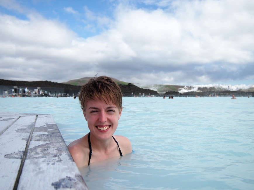 Blue Lagoon, Iceland - Emma's Picture Postcards