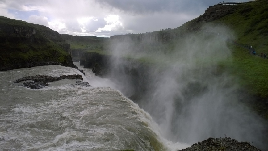 Gullfoss, Iceland - Emma's Picture Postcards