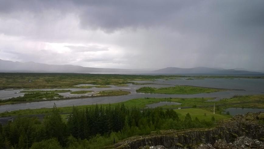 Þhingvellir, Iceland - Emma's Picture Postcards