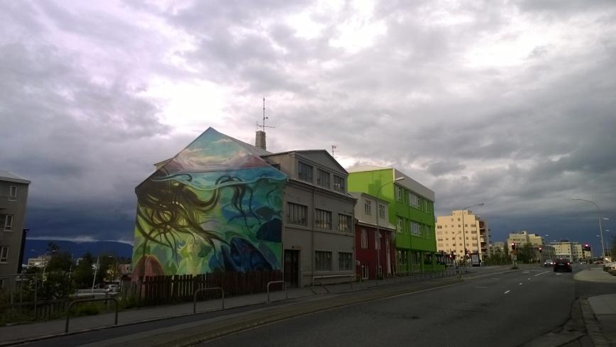 Reykjavik, Iceland - Emma's Picture Postcards
