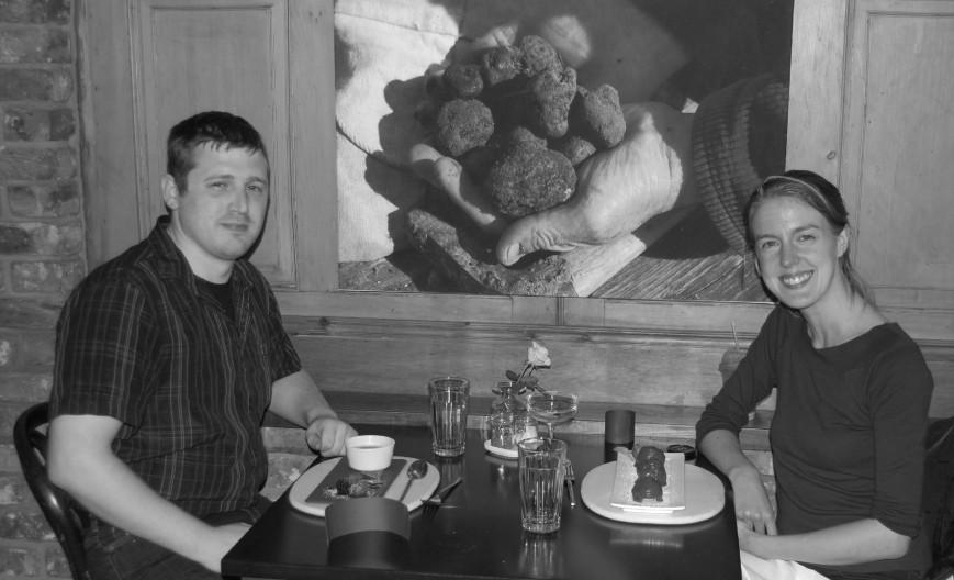 Café Bohème, Aberdeen - Emma's Picture Postcards