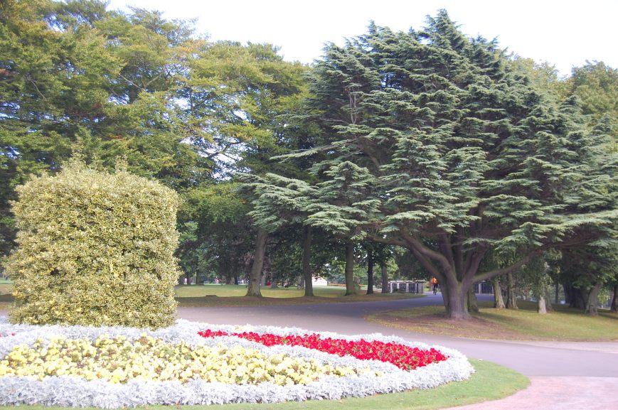 Duthie Park, Aberdeen - Emma's Picture Postcards