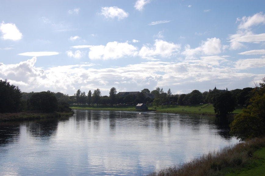 River Dee, Aberdeen - Emma's Picture Postcards
