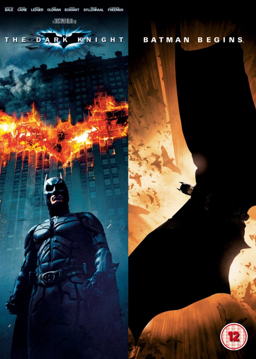 Batman Begins - The Dark Knight