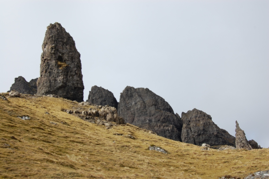 Old Man of Storr, Skye - Emma's Picture Postcards