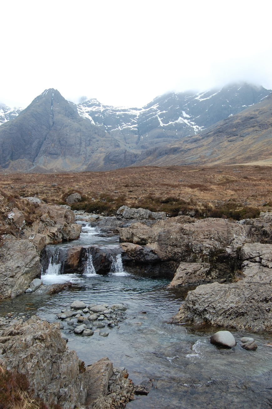 Fairy Pools, Skye - Emma's Picture Postcards