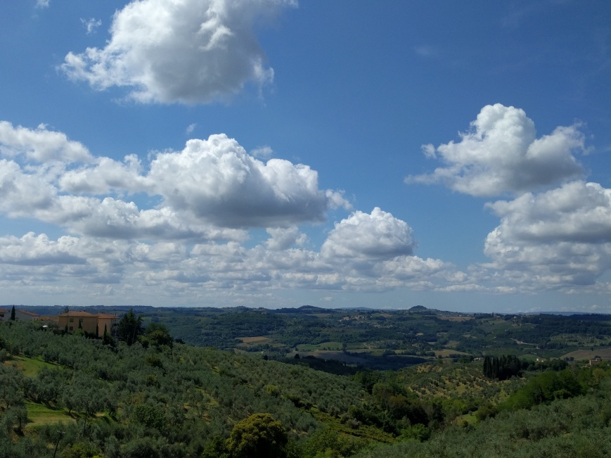 San Casciano in Val di Pesa, Tuscany, Italy - Emma's Picture Postcards
