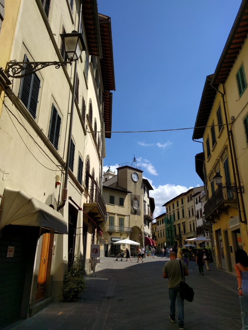 San Casciano, Tuscany, Italy - Emma's Picture Postcards