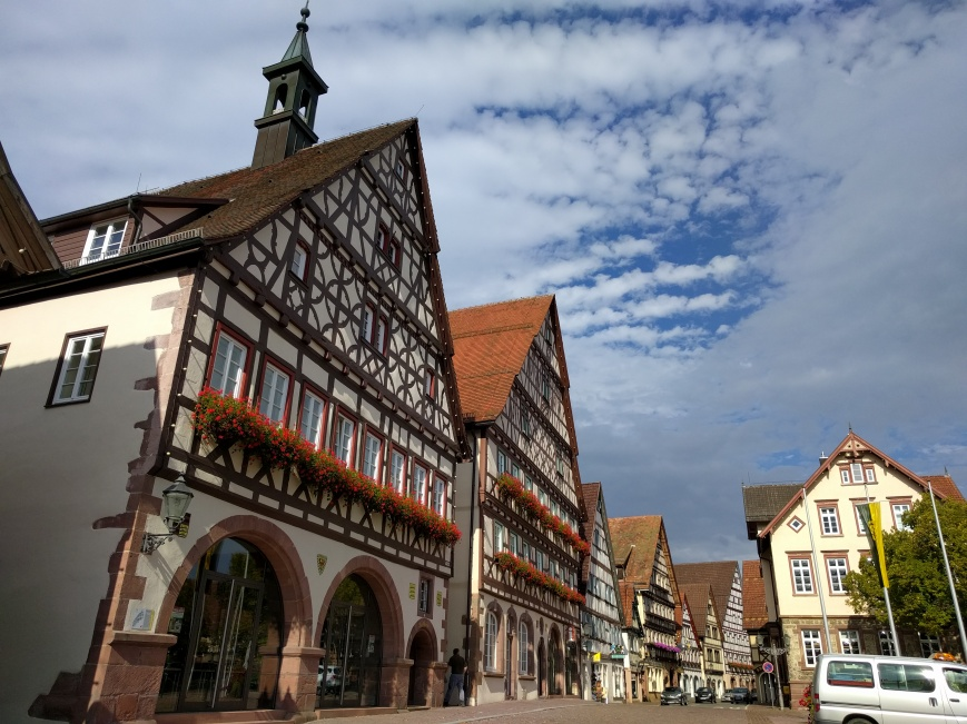 Dornstetten, Germany - Emma's Picture Postcards