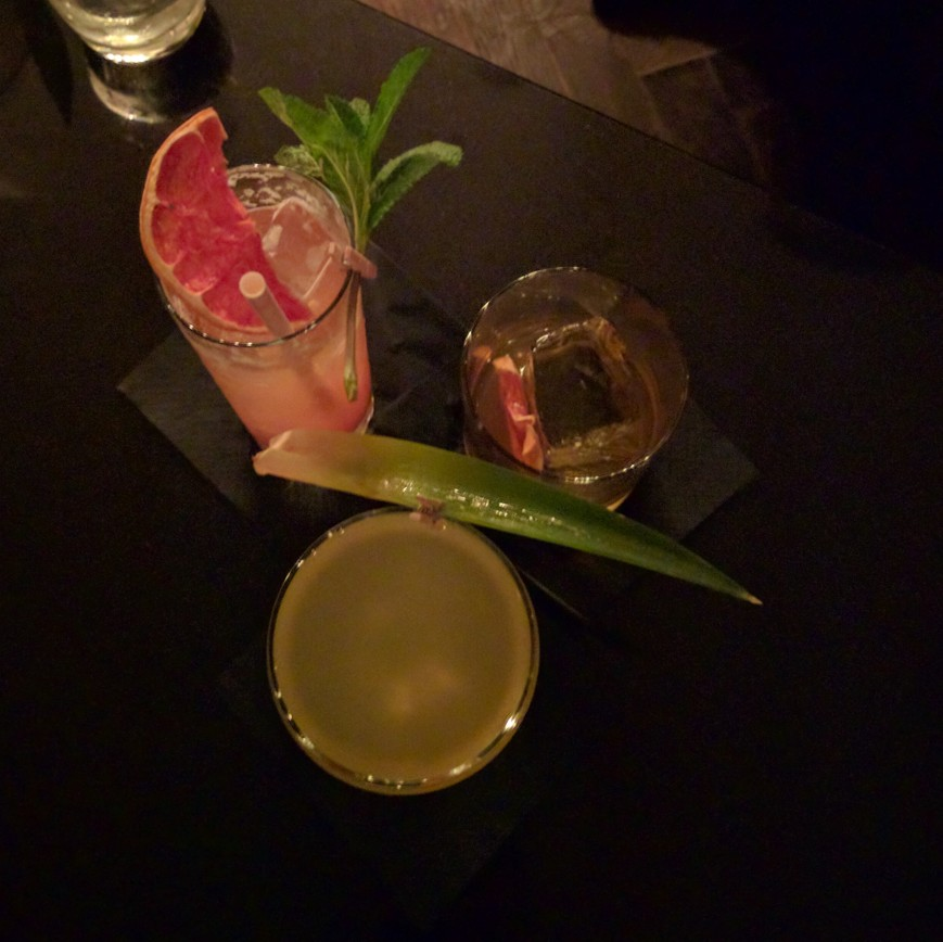 Orchid Aberdeen Winter Cocktail Menu 2016 - Emma's Picture Postcards