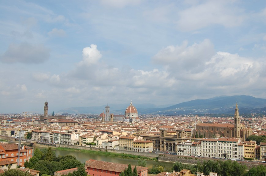 Florence, Italy - Emma's Picture Postcards