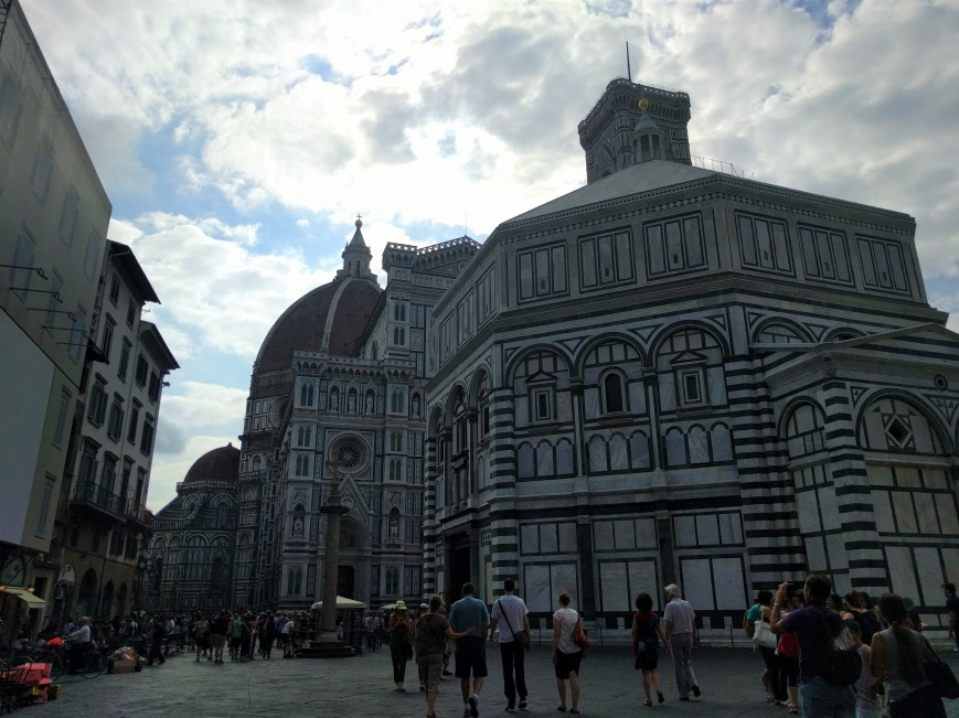 Duomo, Florence, Italy - Emma's Picture Postcards