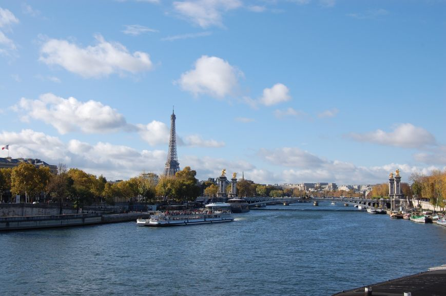 Paris, France - Emma's Picture Postcards